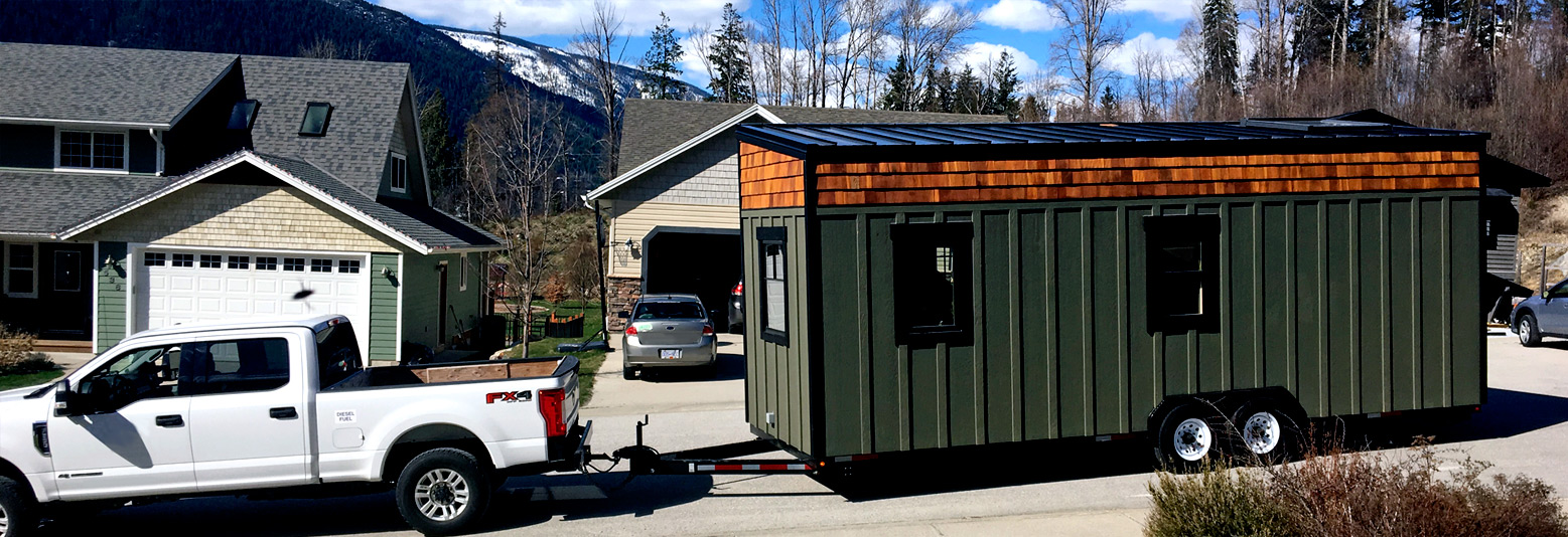 Welcome to Canadian Tiny Homes | We're going tiny in a big way!